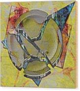 Plate 3e Wood Print