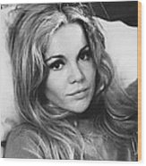 Play It As It Lays, Tuesday Weld, 1972 Wood Print