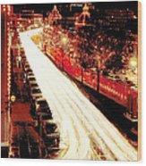 Plaza Christmas - Kansas City Wood Print