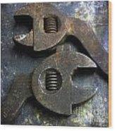 Pliers Wood Print