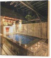 Plunge Pool At The Indigo Pearl Phuket Wood Print