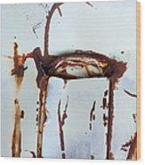 Pocket Of Time Wood Print by Fran Riley