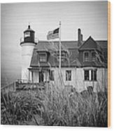 Point Betsie Lighthouse II Wood Print
