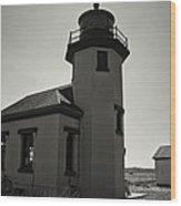 Point Robinson Lighthouse 2 Wood Print