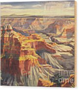 Point Sublime - Grand Canyon Az. Wood Print