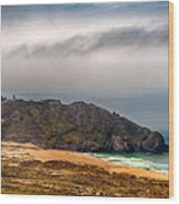 Point Sur Lighthouse Wood Print