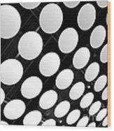 Polka Dots Wood Print