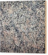 Pollock's Number 1 -- 1950 -- Lavender Mist Wood Print