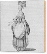 'polly' By John Gay - Miss Brown Wood Print