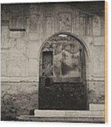 Pompeii Italy Wood Print