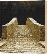 Pont De Gramont Wood Print