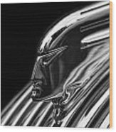 Pontiac Chief 2 Wood Print
