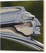 Pontiac Chief 3 Wood Print