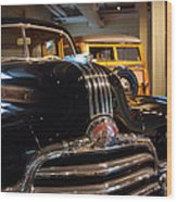 Pontiac Streamliner 1947 Wood Print