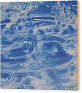 Pool Party Wood Print