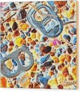 Pop Art B16 Wood Print