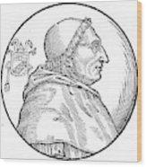 Pope Innocent Viii (1432-1492) Wood Print