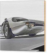 Porsche Nine O Four Low Angle Wood Print
