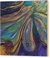 Portal Of The Divine Wood Print