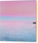 Portland Lighthouse Wood Print