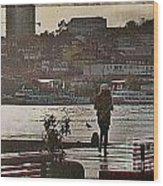 Porto-167 Wood Print