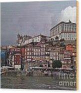 Porto-223 Wood Print
