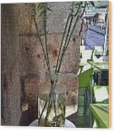 Porto-229 Wood Print