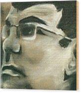 Portrait 6 Wood Print