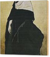 Portrait Of Ida Lvovna Rubinstein Wood Print
