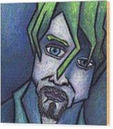 Portrait Of Kurt Wood Print