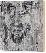 Portrait Of Michael Wood Print