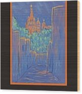 Poster - Lower San Miguel De Allende Wood Print by Marcia Meade