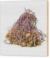 Potato Wood Print