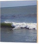 pr 128 - Surfer Dude Wood Print
