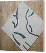 Prayer - Tile Wood Print