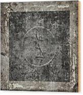 Prayer Flag 207 Wood Print
