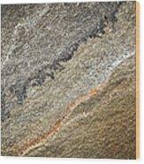 Prehistoric Stone Wood Print