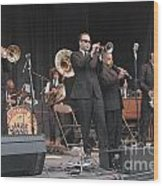 Preservation Hall Jazz Band Wood Print