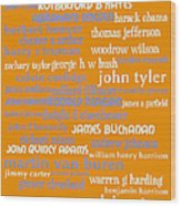 Presidents Of The United States 20130625p168 Wood Print