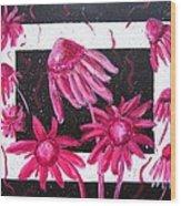 Pretty In Pink 2 Wood Print