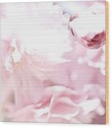 Pretty In Pink - The Sweet One Wood Print