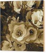 Pretty Petals 2 Wood Print
