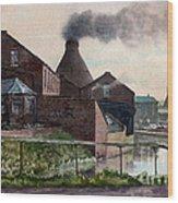 Price Kensington Wood Print