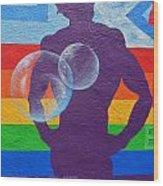 Pride 8 Wood Print