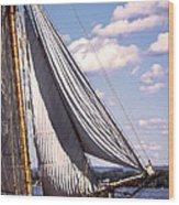 Pride Of Baltimore 2 Wood Print