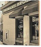 Primanti Brothers Pittsburgh  Wood Print