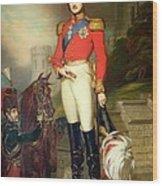 Prince Albert Wood Print by John Lucas