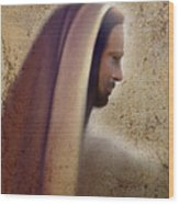 Prince Of Peace Wood Print by Kume Bryant
