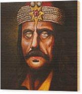 Prince Vlad Wood Print