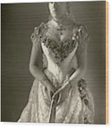 Princess Beatrice (1857-1944) Wood Print